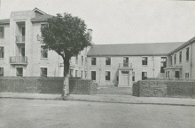 Nurses Home Circ 1932 crop