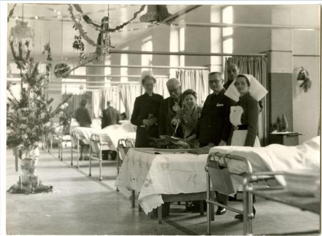 ECH Ward 6 1946 #1