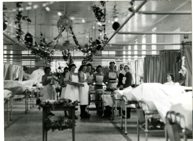 Ward 6 1946
