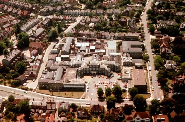 Aerial Photo Pre 2001