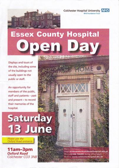 ECH Open Day poster 13-6-2015-page-001