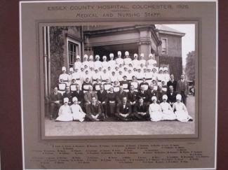 ECH staff 1926