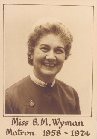 Miss Wyman 1958_1974